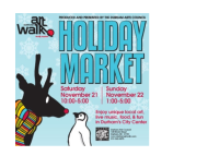 durham art walk winter 2015