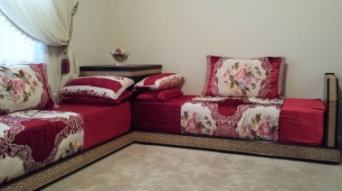 Handmade Moroccan Couch