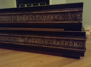 Handmade Moroccan Couch (Sdader) Frames
